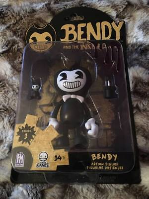 NEW Bendy and The Ink Machine Action Figure BENDY