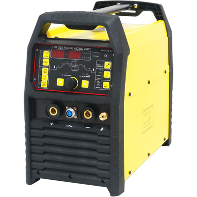 Welder inverter TIG MAGNUM THF 235 PULS AC / DC S BI LEVEL