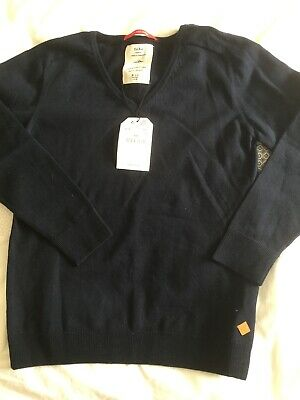 Boys Zara Sweater - Aged 9/10 Years - Brand New With Tags