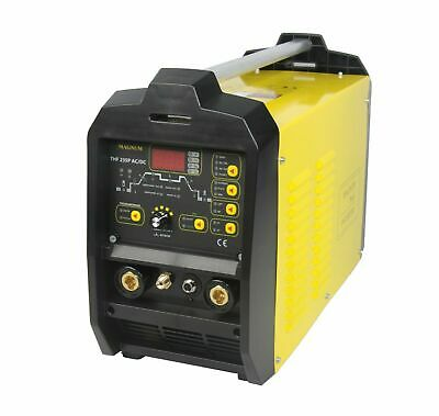 Welder inverter TIG MAGNUM THF 235 PULS AC / DC MIX