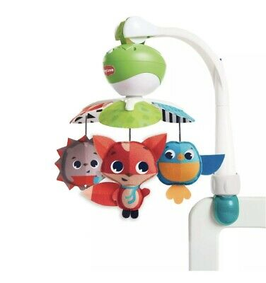 Tiny Love Take-Along Mobile, Baby Mobile and Stroller Activity Toy with Music