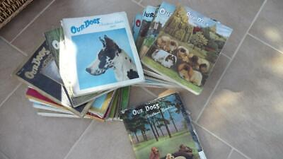 Dogs - Selection Of Our Dog Magazines From 1949-83 Lots Of Better Items Inc