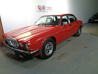 Daimler Sovereign 4.2 -1984 -34 Years Old And Very Clean Indeed -84,000 Mls !!