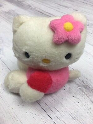 Hello Kitty Plush Sanrio Cute Pink Japan Hawaii Toy Kids Baby Girls Cat Bow Pink