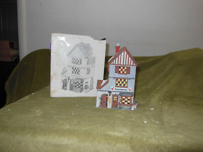 "Dept 56 Heritage Village Collection Dickens Village Series ""Poulterer"""