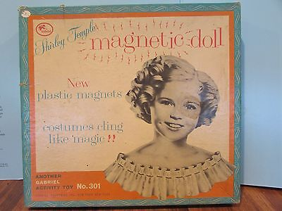"""Cute Shirley Temple Halloween Fright Floppy Magnet Approx 2.75/"""" x 3/"""""""