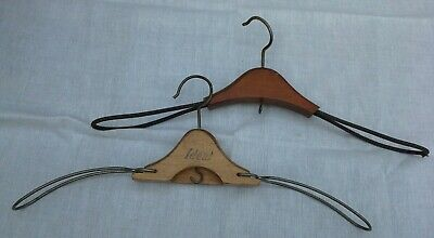 Vintage Coat Hangers Extremely Rare Excellent Condition