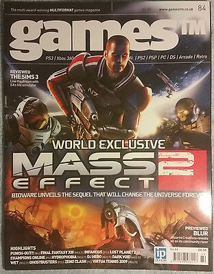 x21 Issues of Games TM Magazine: Bulk lot