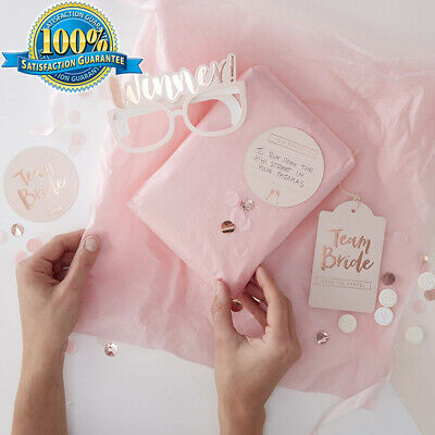Pass The Parcel Hen Party Game Kit - Team Bride