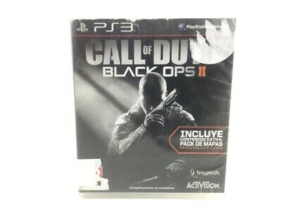 Juego Ps3 Call Of Duty Black Ops Ii Ps3 4652543