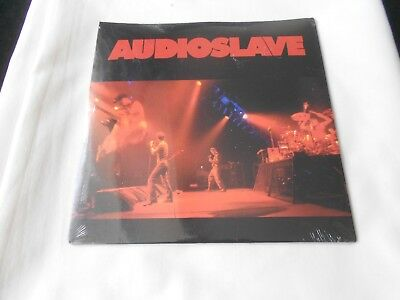 Audioslave Show Me How To Live Red Mint Still Sealed Soundgarden Cornell Ratm