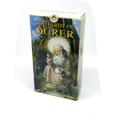 The Tarot of DURER Cards Deck English Version with Instruction GIFT