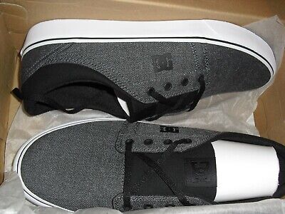 dc shoes mens 11.5 trase tx se black new in box