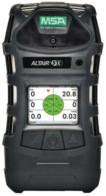 MSA ALTAIR 5X 10116927 Multigas Detector Mono-Chrome & Probe Kit [LEL, O2, CO, H