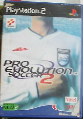 JEU SONY PLAYSTATION 2 - Pro Evolution Soccer 2 - PES 2