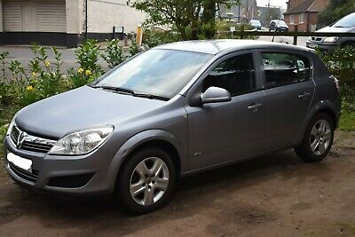 Vauxhall Astra Design. 1. petrol 6 mth MOT super condition. 2 owners. 42k miles