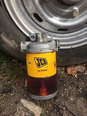 Jcb Micro Digger Fuel Filter Assembly