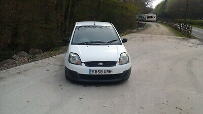 Ford fiesta  1.4  tdci van 2009 (spares  or repairs )