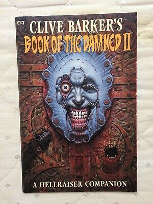 Clive Barkers Book Of The Damned 2 Graphic Novel