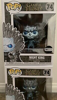 Game Of Thrones Night King Hbo Exclusive (Limited Edition)
