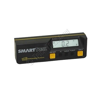 M-D Smart Tool Deluxe Digital Angle Finder Angle Level 92346