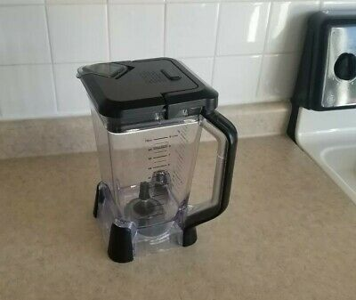 Ninja Pro Blender Replacement Pitcher - 72 oz 2.1L 9 cup. GH-14008