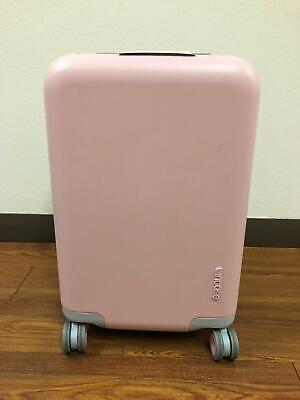 Incase NoviConnected 4 Wheel Hubless Travel Roller -Rose Gold *Pre-Owned*