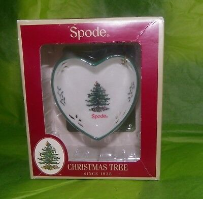 NEW SPODE The Story of Spode Christmas Tree Ornament