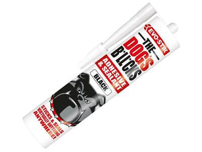 Evo-Stik 30610593 Multipurpose Adhesive Sealant Black 290ml