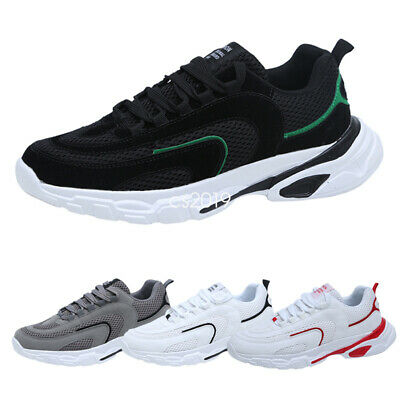 Men's Casual Jogging Outdoor Running Sports Athletic Sneakers Fitness Shoes