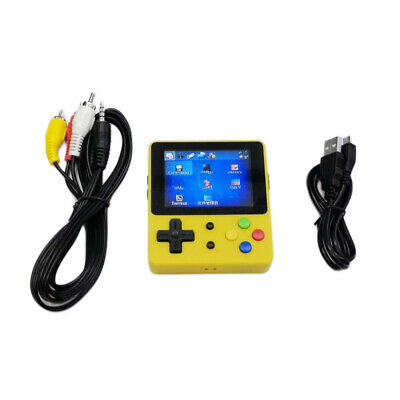 For LDK 2.6inch LCD Screen Mini Handheld Game Console Nostalgic Retro Game Gift