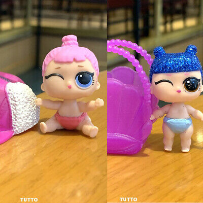 Cozy babe Chill out club doll SERIES 2 With hat LOL Surprise LiL Sisters L.O.L