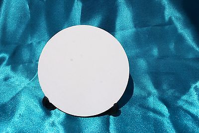 Blank Coaster Board ROUND x 50 for Weddings and Parties (Craft)