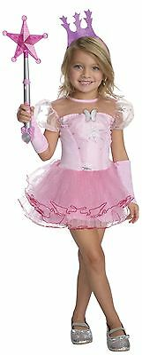 Rubies Wizard Of Oz Glinda The Good Witch Deluxe Girls Halloween Costume 886495