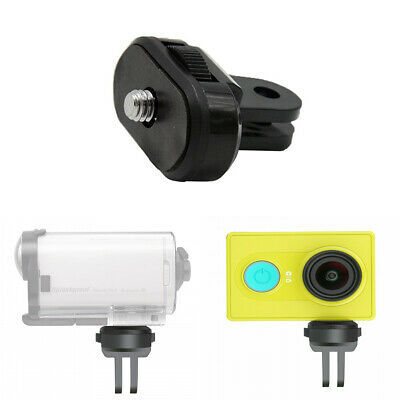 """Tripod Mounts Adapter for Sony Action Camera for GoPro Mount to 1/4"""" Thread"""