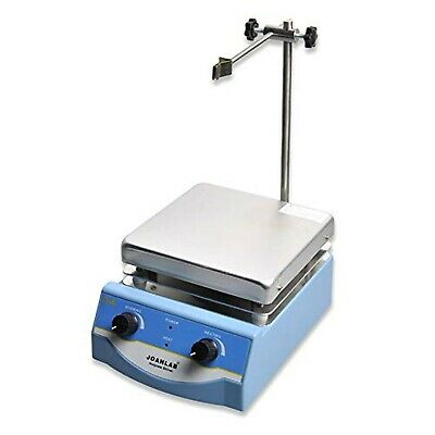 USA Seller! HS-17 Magnetic Stirrer Hot Plate 3L, 350C 100-1600rpm 1YR Warranty