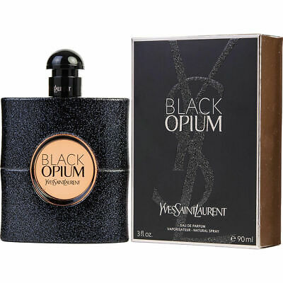 YSL Yves Saint Laurent Black Opium women's Perfume Eau de Parfum EDP 100%GENUINE