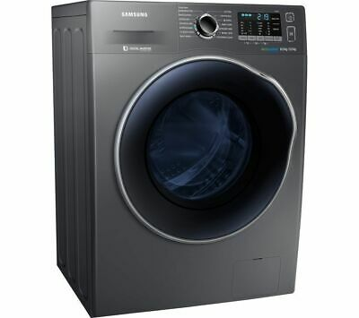 New Samsung WD80J5A10AX 8KG Washer Dryer Graphite all-in-one Washing Machine