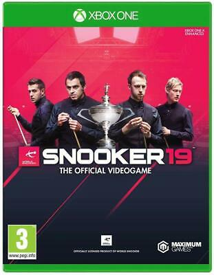 Snooker 19 (XBOX ONE)