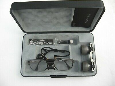 Surgical Loupes By Keeler With Instructions- Boxed