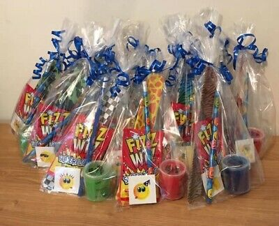 Pre filled Older Children's party bags