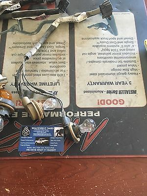 dodge ram 1500 2500 3500 tail light wiring harness 94 95 96 97 98 99 00
