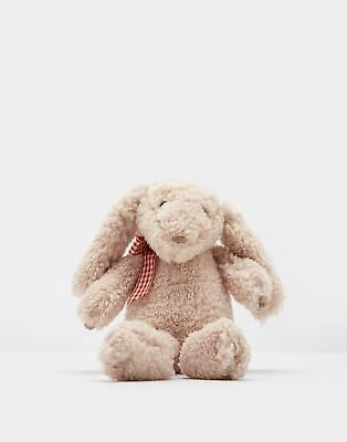 Joules Baby Large Rabbit Cuddly Toy in BROWN in One Size