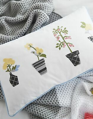 Joules Garden Dogs Plant Pots Cushion ONE in PLANT POTS in One Size
