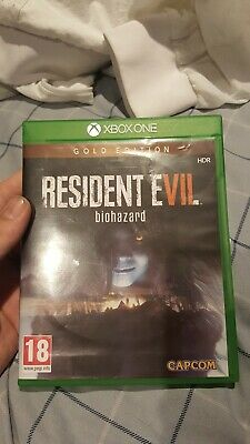 Resident Evil 7 Biohazard Xbox One - Brand NEW & Sealed UK PAL Game *FREE POST*
