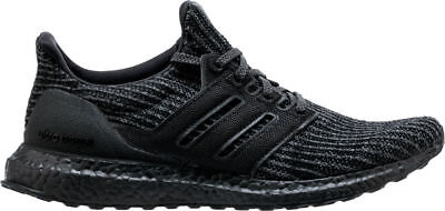 4d4ccc8203c99 ADIDAS ULTRABOOST 4.0 LTD Reflective Triple Black New Men Size 5-14 ...