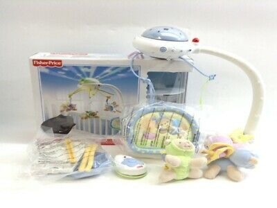 Decoracion Infantil Fisher Price Carrusel Musical 4656000