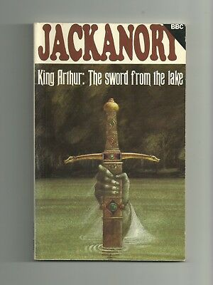 King Arthur: The Sword from the Lake Marilyn Fox (BBC Paperback 1975) Jackanory