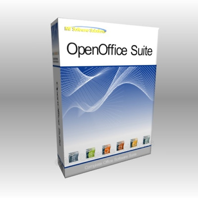 Open Office 2016 DVD - Open Word Excel Files for MS Microsoft Windows 10 PC MAC