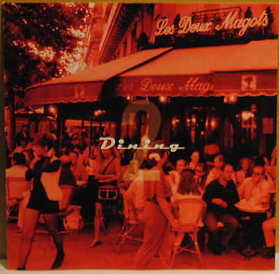 A Night Out With Verve Disc two Dining 2000 Jazz various artists on Verve CD